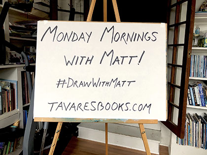 MondayMornings with Matt